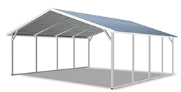 Metal Carport Prices Wallis TX